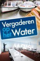 Vergaderen op het Water in Utrecht