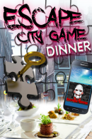 Dinner – Escape City Tablet Game in Utrecht
