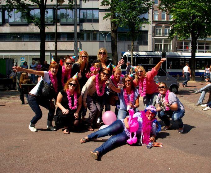 Vrijgezellenfeesten vrouwen Utrecht
